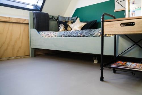 65% Betonlook op de vloer of muur 35% Betonlook accessoires